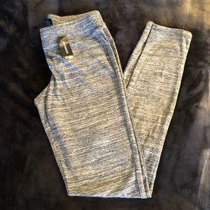 Grey marled NWT Express leggings